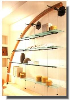 librerie design - librerie moderne - scale arredo - scale a ...